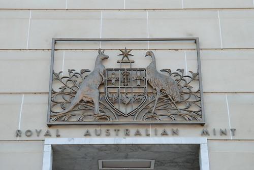 Монетный двор Австралии