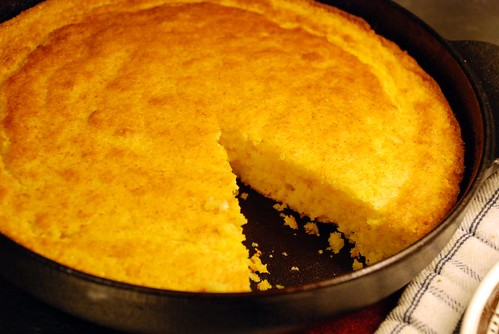 dairy hollow house cornbread