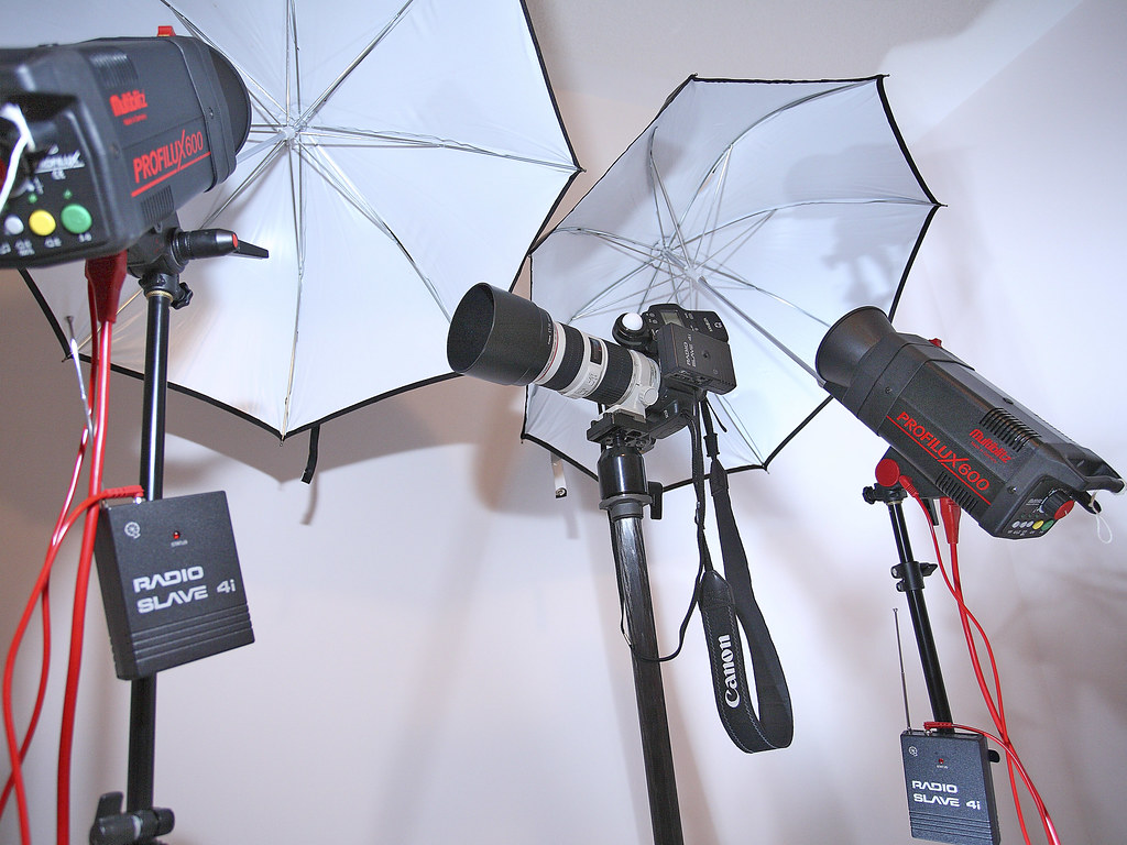 Studio Lighting Photography