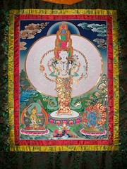 Thousand Armed Avalokitsvara Newcastle