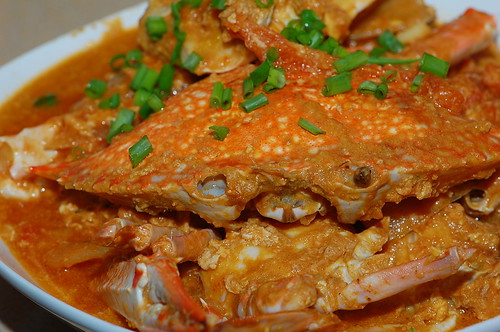 chinese sweet and sour crabs