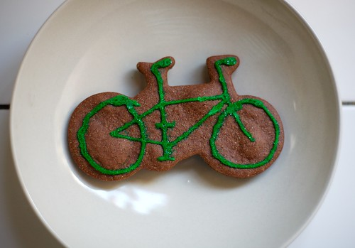Bicycle Cookie