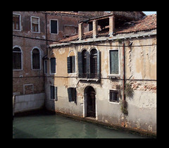 abandoned in Venice