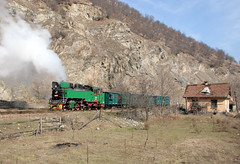 Bulgaria State Railways 2-10-2T 760mm gauge steam locomotive 609 76 leading an excursion train, February 19, 2007 (Ivan S. Abrams) Tags: arizona canon20d ivan eisenbahn trains bulgaria getty abrams railways trainspotting locomotives gettyimages railroads trens dampflok steamtrains smrgsbord tucsonarizona steampowered ferrovie chemindefer steampower passengertrains steamlocomotives oldtrains railfans 12608 bdz railwayenthusiasts movingtrains dampfloks onlythebestare internationalrailways bulgariastaterailways ivansabrams trainplanepro kostadinmihailov assenstoyanov pimacountyarizona safyan arizonabar preservedlocomotives arizonaphotographers railwayexcursions ivanabrams specialtrains fantrips cochisecountyarizona railwayexcursion heritagemotivepower vintagemotivepower borisatanasov railroadexcursions railwaytouringcompany locomotivesavapeur locomotivesavapore ferriovia restoredlocomotives trainsaroundtheworld tucson3985 gettyimagesandtheflickrcollection copyrightivansabramsallrightsreservedunauthorizeduseofthisimageisprohibited tucson3985gmailcom ivansafyanabrams arizonalawyers statebarofarizona californialawyers copyrightivansafyanabrams2009allrightsreservedunauthorizeduseprohibitedbylawpropertyofivansafyanabrams unauthorizeduseconstitutestheft thisphotographwasmadebyivansafyanabramswhoretainsallrightstheretoc2009ivansafyanabrams abramsandmcdanielinternationallawandeconomicdiplomacy ivansabramsarizonaattorney ivansabramsbauniversityofpittsburghjduniversityofpittsburghllmuniversityofarizonainternationallawyer