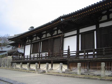 東大寺-三月堂2
