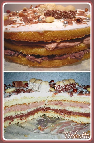 mix torta gelato