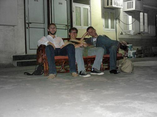 Pierre, François et moi