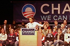 Michelle Obama (Ann Althouse) Tags: michelleobama
