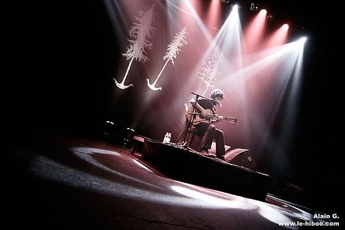 Photos concert / José González / La Cigale / 24.02.2008