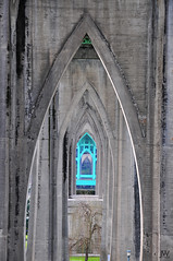 StJohnsArches (jer williams) Tags: arch teal arches d300 stjohnsbridge reptition