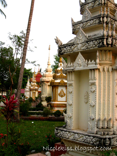 oldest temple in Vientiane