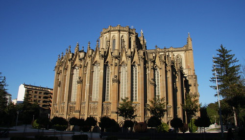 Vitoria Cathedral