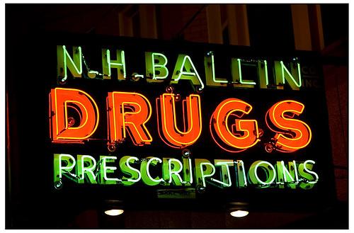 Neon - NH Ballin Drugs Prescriptions