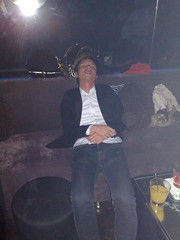 Sleepy guy at BJ Club