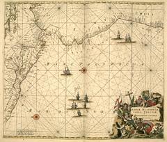 Litoral de Nueva España (Chile-Peru-Guatemala