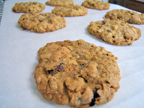 Dad's Kitchen Sink Cookies Recipe — Dishmaps