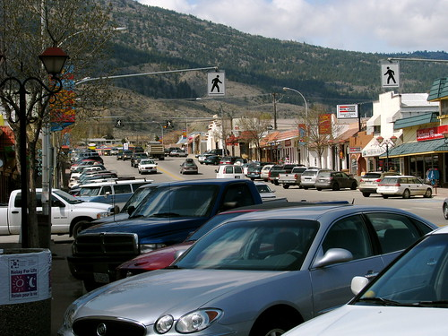 Downtown Osoyoos