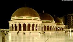 The Three Domes (Waseef Akhtar) Tags: night three sony islam religion muslims domes saudiarabia mecca makkah pilgrims ksa worshippers masjidalharam sonydscs650
