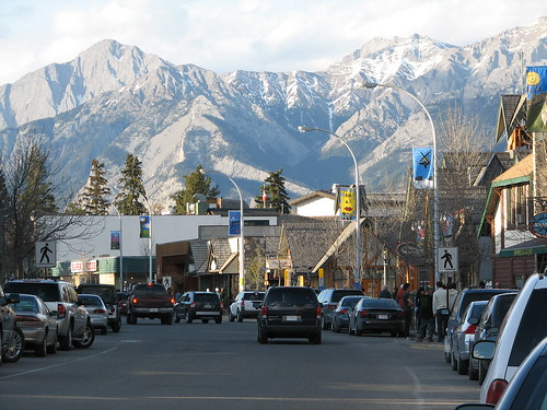 Downtown Jasper. (Photo by Lana_aka_BADGRL)