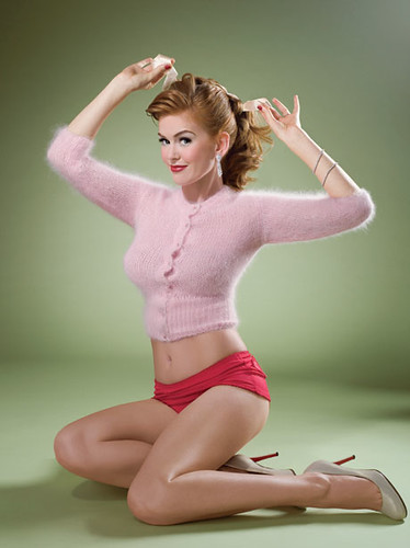 isla fisher wallpaper. Pin Up - Isla Fisher