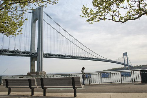 Verrazano-Narrows Bridge - Bay Ridge, Brooklyn, NY