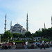 Overview of Sultanahmet Camii