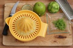 Chantier citron vert