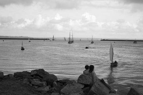 Brest 2008: picture Rêveurs by danielbroche