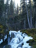 Waterfall (jenerous life) Tags: canada kananaskis upperlake utdoors