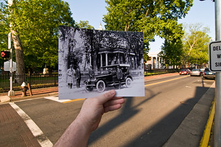 Looking Into the Past: Loudoun County Courthouse, Leesburg, VA