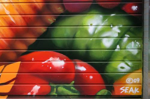 Auftragssprayer Deluxe @ Hulk Biofood Kölner City
