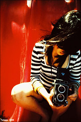 - The Magic Moment (Twiggy Tu) Tags: portrait magazine lomo lca lomography taiwan taipei column nia issue 2009 contempo shootingyoushootingme myawards