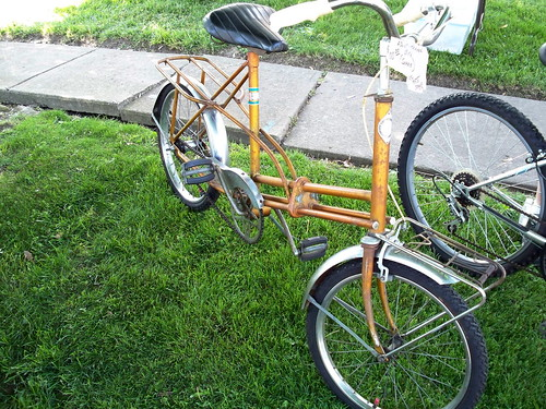 Sears Travel Bike