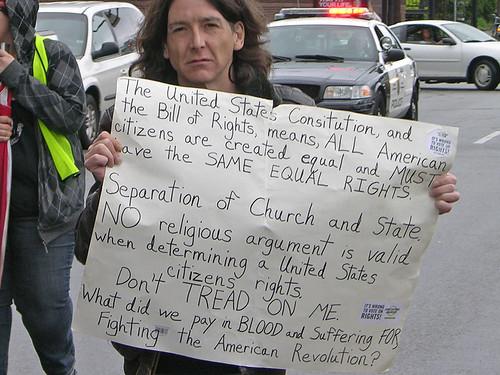same equal rights