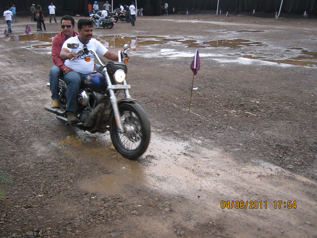 """Park Titanium Harley Fest"" at Park Street Wakad Pune IMG_6906"