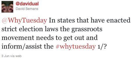 @davidual's first tweet
