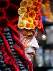 Venice Carnival (pompey shoes) Tags: venice italy carnival mardigras costume historical colourful venezia mask masked theatrical portrait masquerade ball face faces ultraherowinner friendlychallengessweep friendlychallenges gamewinner gamex2winner gamex3winner challengegamewinner