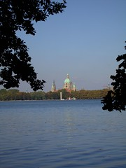 PICT2711 (doreen0387) Tags: herbst hannover maschsee rathaushannover