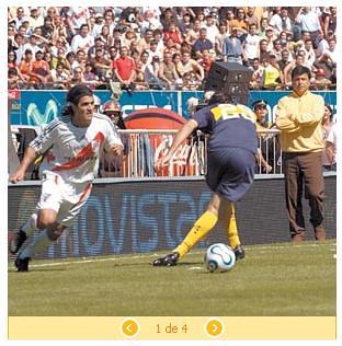 River Plate - Ídolos y grandes jugadores - Megapots.