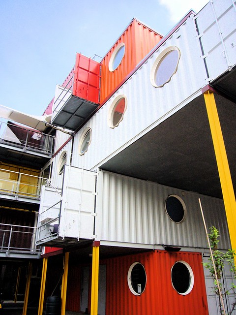 Container City, London