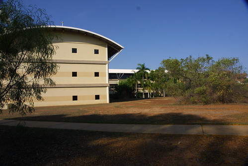 Charles Darwin University Library