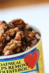 Honey-Nut-Vanilla Granola 4