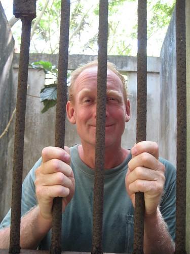 Open air jail Makogai