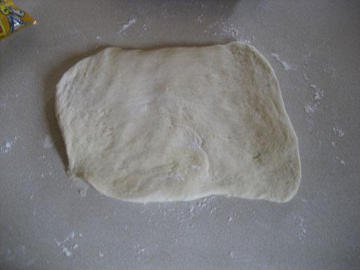 Breadmaking #11: Flattening