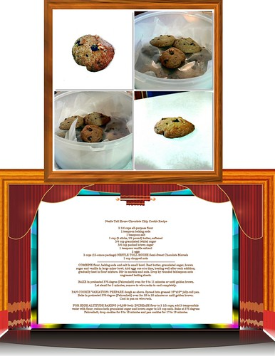 Tollhouse Cookie Recipe