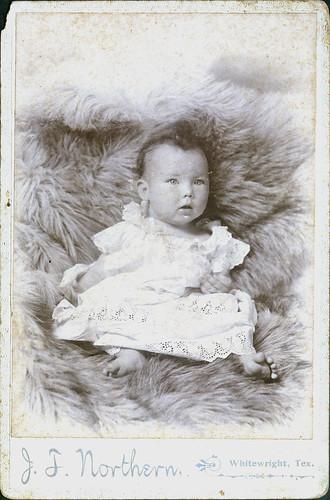 Baby Whitewrite Texas