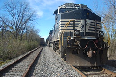 NS 9790 (Paul L. Nettles) Tags: railroad train diesel ns engine rail loco trains rails locomotive ge railfan trainspotting dieselengine norfolksouthern trainspotter railroading foamer railspotter dash9 railhead primemover d940cw steelrails steelrail trainfan trainfanning