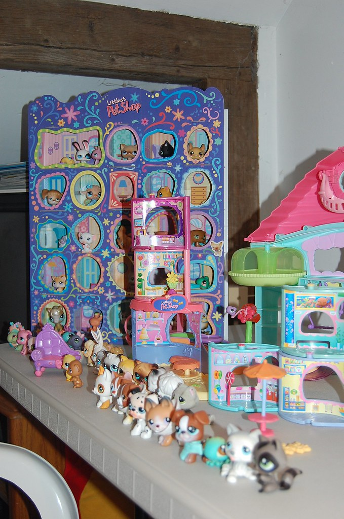 Land of the Littlest Pet Shop