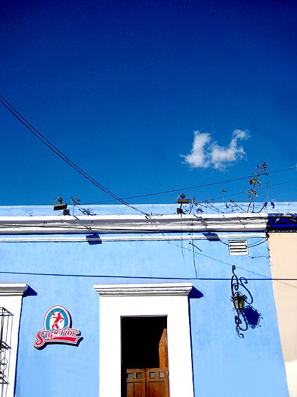 Oaxacan Building