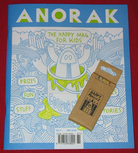 Anorak - Childrens Magazine